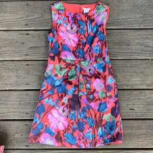 Crewcuts Beautiful Floral Party Dress size 8!! 💝